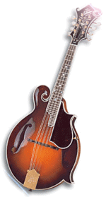 "The musical instrument ""Mandolin"" is pictured here"