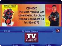 Tino Ruiz on the TV Guide Channel