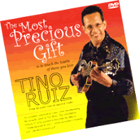The Most Precious Gift • DVD
